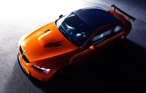 Picture orange, BMW, BMW, front, E92, orange, Lime Rock Park Edition