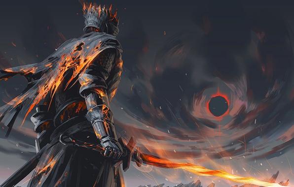 Image result for flaming warrior