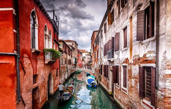 Picture Venice, Architecture, Gondola