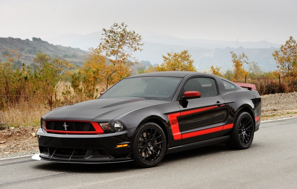 Picture Mustang, Ford, Mustang, Ford, 2011, Hennessey