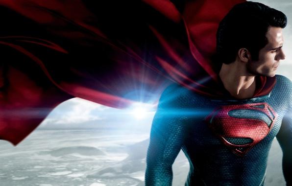 Picture city, wallpaper, Action, superman, Fantasy, sky, super, man, films, fly, movie, film, steel, Clark Kent, …