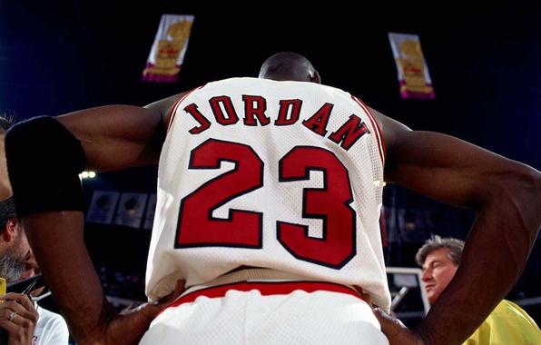Picture the game, basketball, NBA, michael jordan