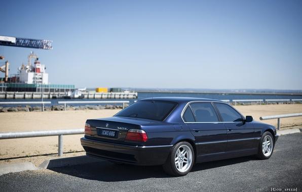 Picture bmw, BMW, Boomer, e38, bimmer