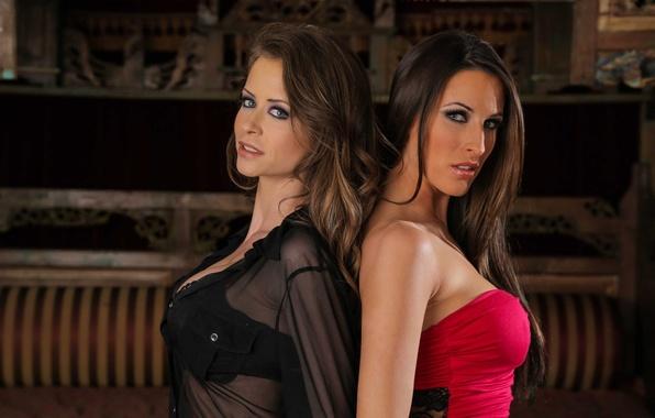 Picture hot, sexy, Emily Addison, babes, Kortney Kane