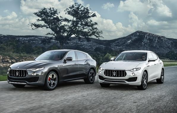 Picture Maserati, Maserati, crossover, Levante, Levante
