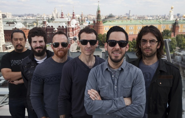 Picture Moscow, Moscow, Linkin Park, Linkin Park