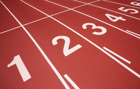 Picture background, sport, track