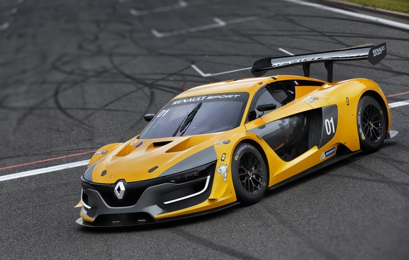 Picture Renault, supercar, Reno, Sport