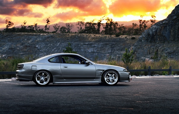Picture S15, Silvia, Nissan, side