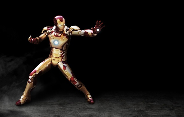 Picture cinema, red, golden, armor, power, man, iron man, film, suit, Tony Stark, pearls, iron man …