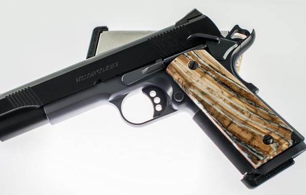 Picture gun, weapons, Wilson, Combat, Supergrade, Tactical