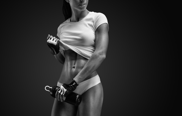 Picture pose, female, fitness, exercises, toned body, healthy lifestyle, rehydration, transpiration, diets
