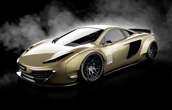Picture McLaren, MP4-12C, Supercar, Charlie CG