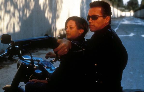 Picture Terminator 2, Judgment Day, Terminator 2, Judgment day, Edward Furlong, Edward Furlong, John Connor
