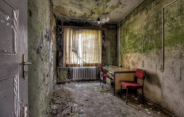Picture furniture, the door, window