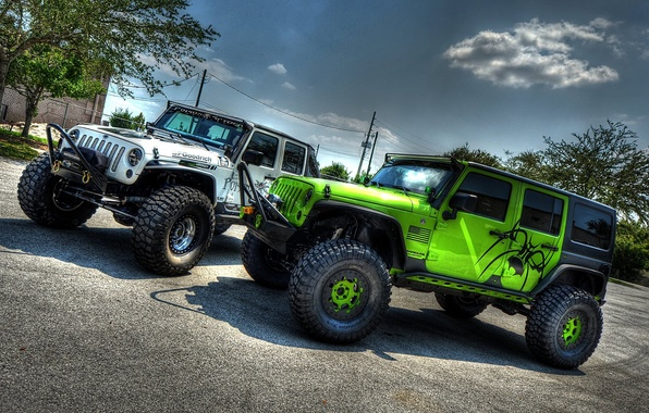 Picture Tuning, Off Road, jeep Wrangler