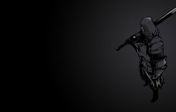 Dark Souls Ii Out Stunning Wallpapers High Quality: Wallpaper Minimalism, Dark Souls, Dark Souls, Iron Tarkus