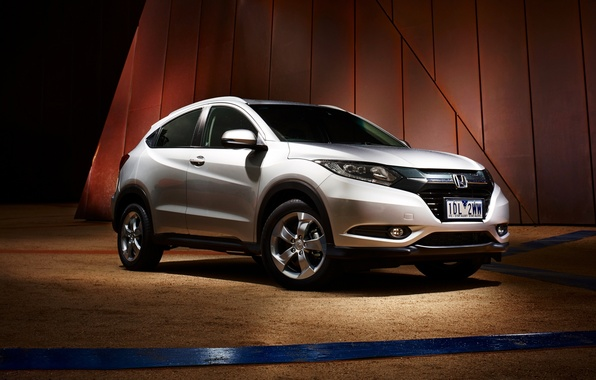 Picture Honda, Honda, AU-spec, 2015, HR-V