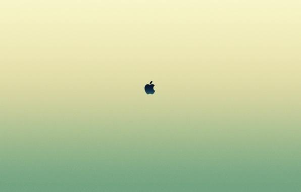 Picture sign, apple, minimalism, logo, logo, minimalism, sign, brand, brand, 2560x1600