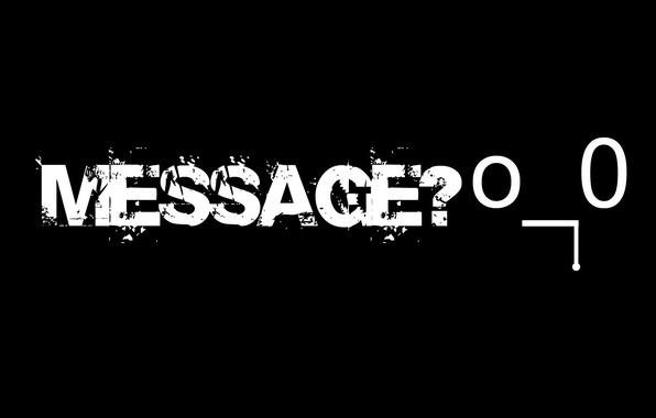 Picture cartoon, message, Mr Freeman