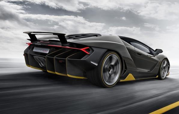 Photo Wallpaper Lamborghini Centennial Centenary LP 770 4 Forza Horizon 3
