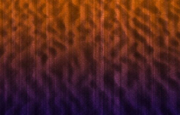 Picture purple, orange, yellow, strip, texture, wavy