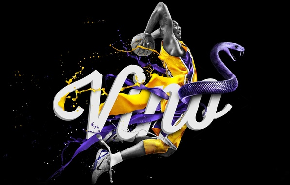 Picture Basketball, Los Angeles, NBA, Lakers, Kobe Bryant, Kobe Bryant, Lakers