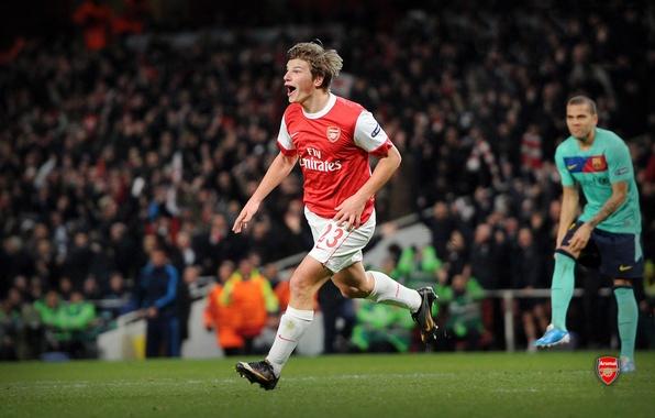 Picture football, Arsenal, football, Arshavin, Arsenal, soccer, Barcelona, Arshavin, Dani Alves