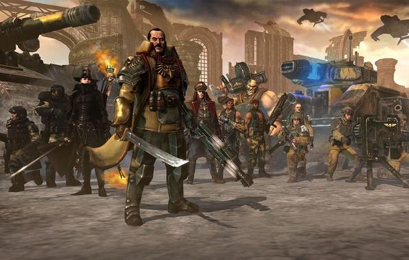 Wallpaper Warhammer 40000 Filth The Servants Of The False Emperor