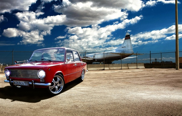 Picture the plane, penny, VAZ, lada, Lada, 2101