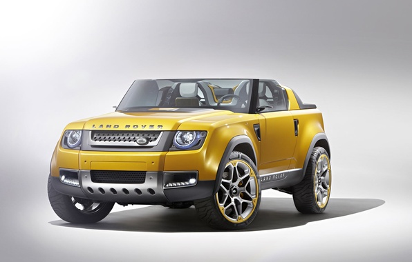 Picture concept, sport, land rover, dc100