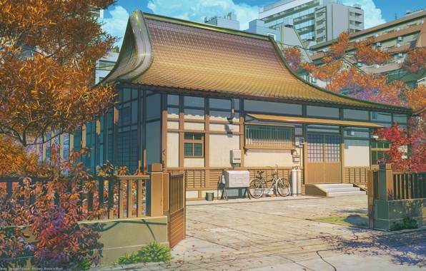Picture Japan, House, Visual Novella, love money rocknroll, Soviet Games