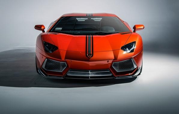 Picture face, supercar, lamborghini, coupe, roadster, aventador, Lamborghini, aventador, lp-700-4, 2015