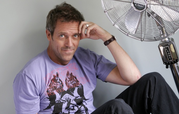 Picture actor, Hugh Laurie, House, Hugh Laurie