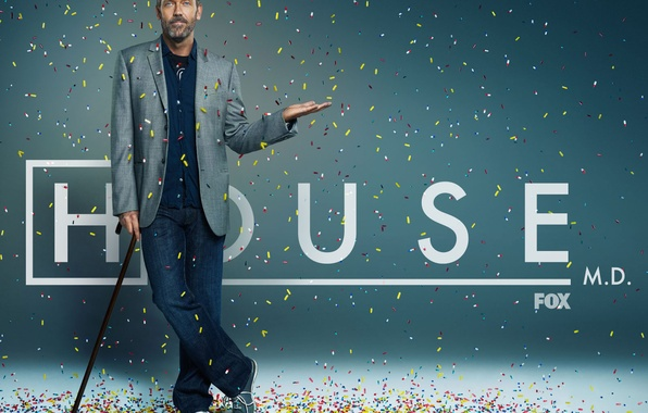 Picture the series, Hugh Laurie, house m.d., Hugh Laurie