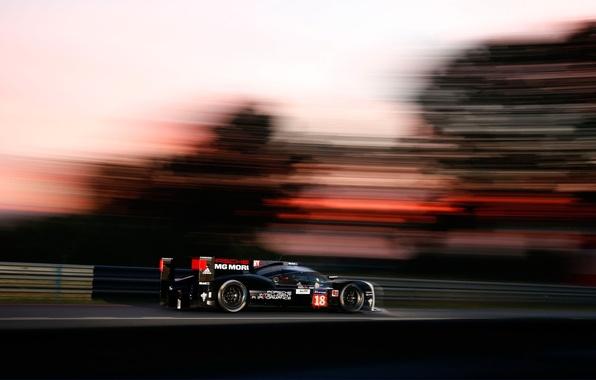 Picture Porsche, race, 2015, 24 hours of le mans