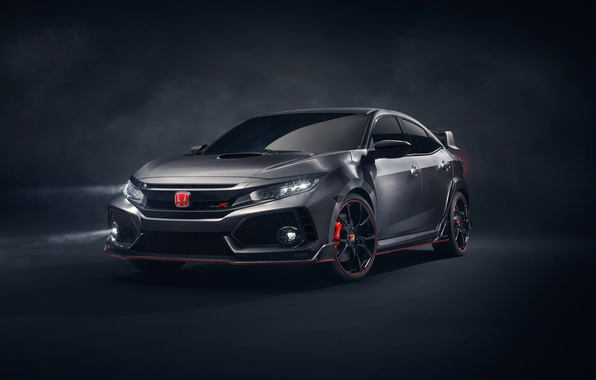 Picture tuning, Honda, Honda, Civic, Civic, Type-R, 2018 Honda Civic Type R