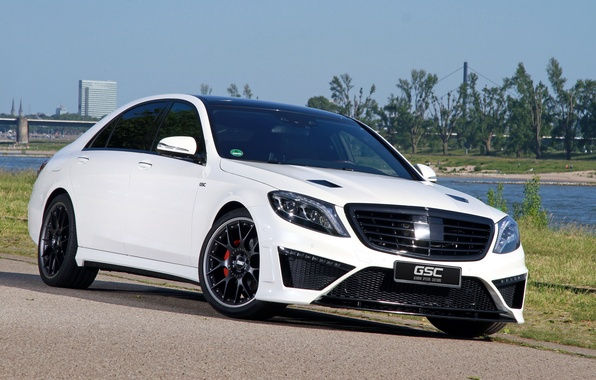 Picture Mercedes-Benz, Mercedes, S-Class, GSC, W222, 2015