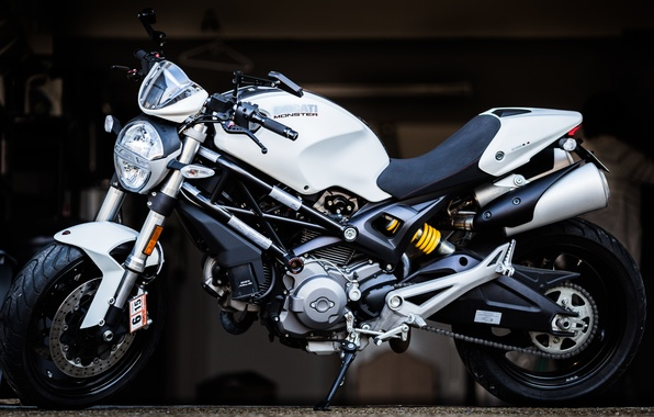 Picture design, background, motorcycle, Ducati