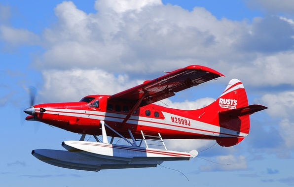 Picture the sky, easy, the plane, single-engine, turboprop, DHC-3 Turbo Otter
