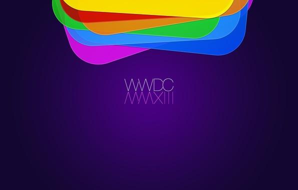 Picture apple, mac, wwdc