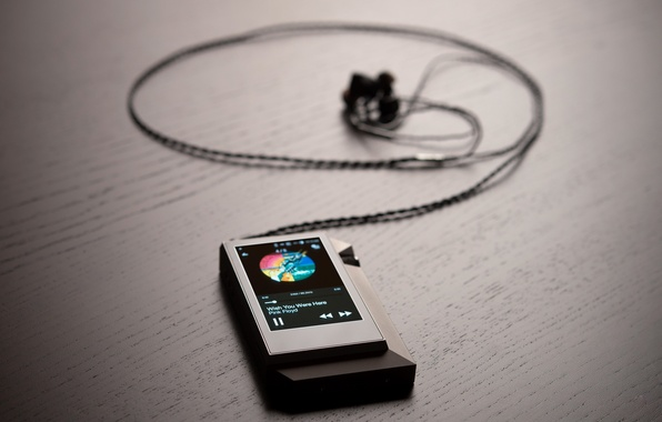 Picture player, AK-240, Astell & Kern