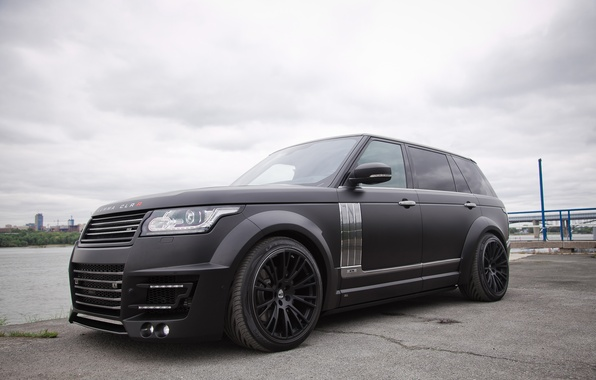 Picture Range Rover, range Rover, LWB, 2014, Lumma Design, L405, CLR R