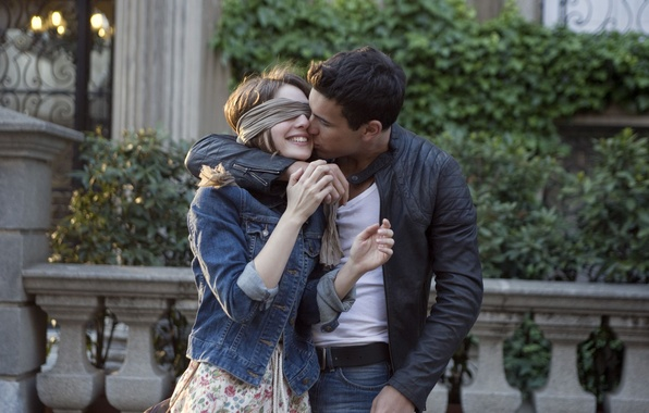 Picture girl, love, kiss, hugs, guy, lovers, Mario Casas, embrace, three meters above the sky, Maria …