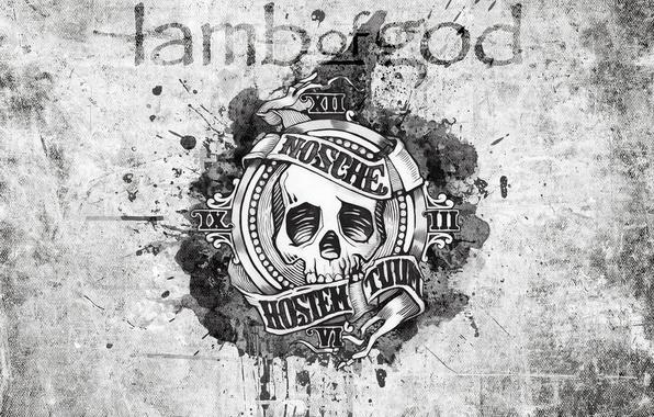 Picture metalcore, groove metal, NWoAHM, Lamb of God