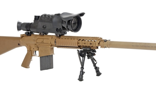 Picture gun, military, weapon