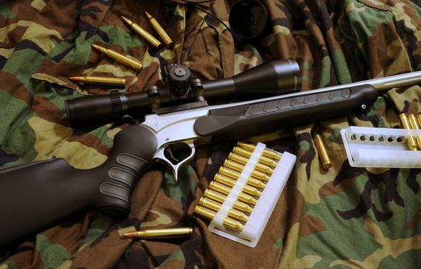 Picture optics, camouflage, cartridges, sight, rifle, 300, prohunter