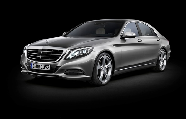 Picture Mercedes-Benz, Mercedes, Mercedes S, S-class, W222