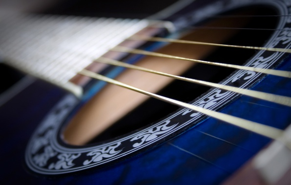 Picture macro, music, background, guitar