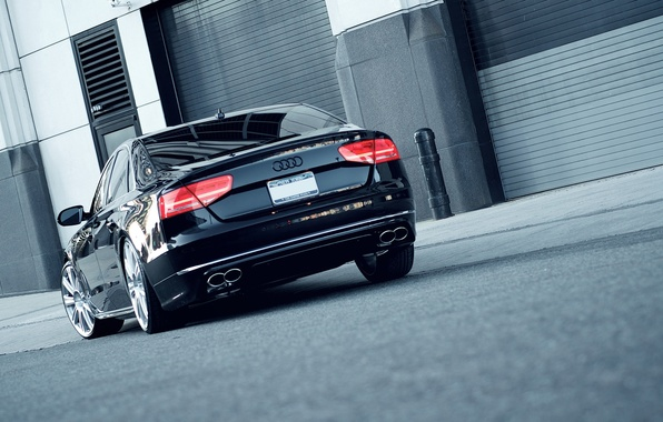 Picture Audi, cars, auto, wallpapers auto, Wallpaper HD, Photography, Audi a8